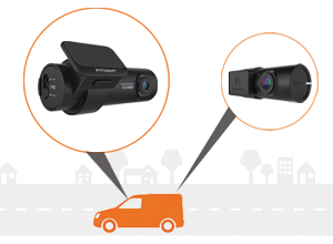 Image: Dash Cam Protected Vehicle