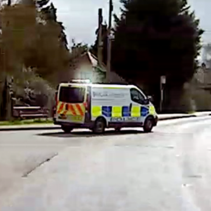 Image: Dash Witness- Police Caught On Cam
