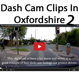 Image: Cover photo for Dash Cam Clips In Oxfordshire 2