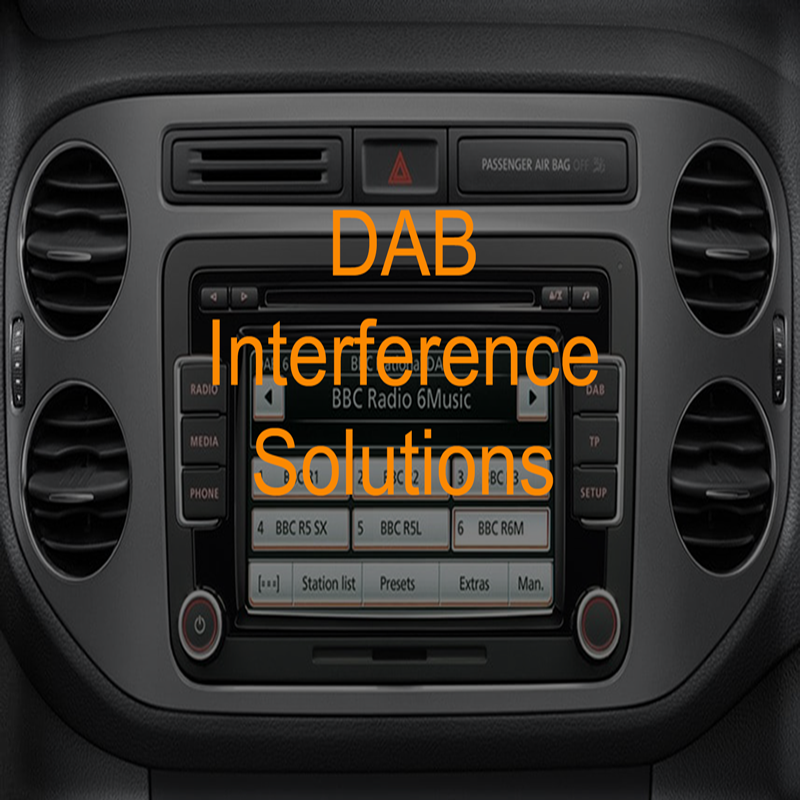 DAB Interference Solutions