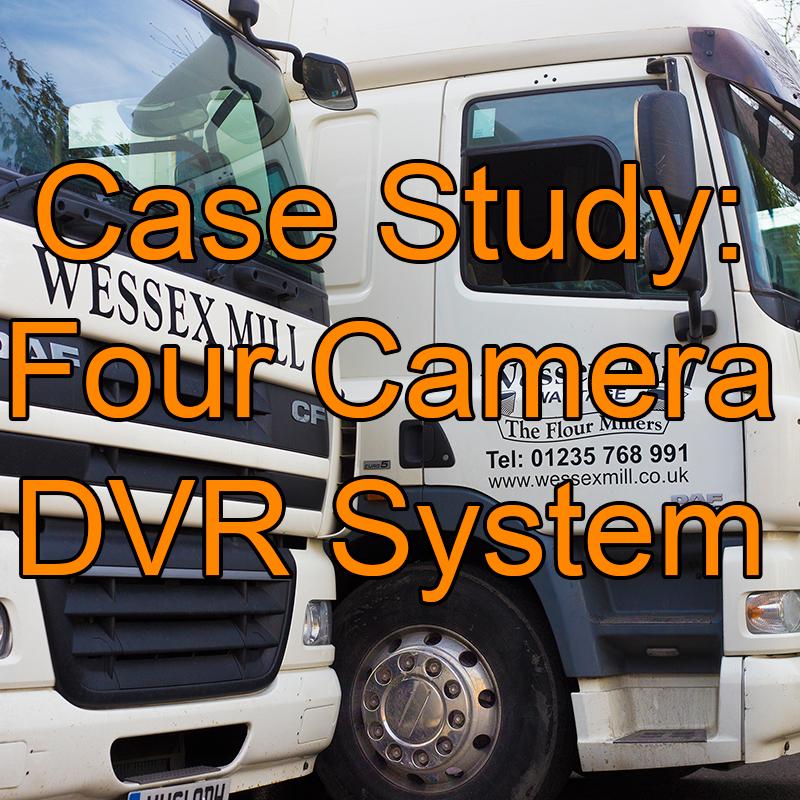 Four Camera DVR System