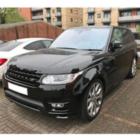 Range Rover Sport 2017 Dash Cam Installation