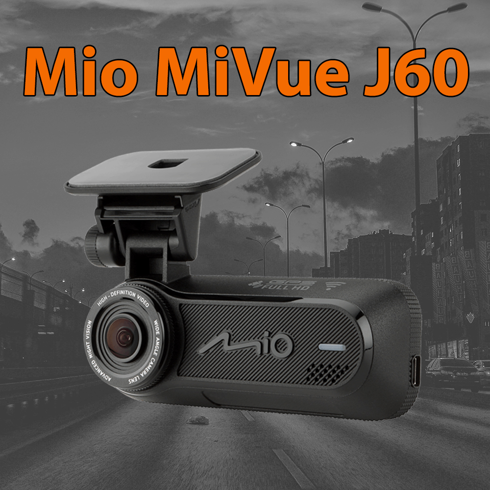 The New Mio MiVue J60