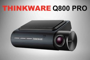 Thinkware Q800 PRO Quad HD Dash Cam