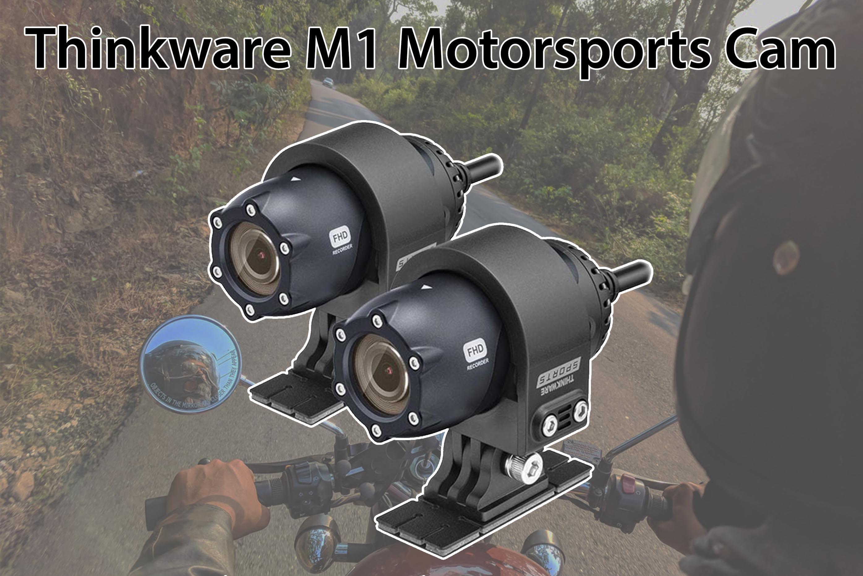 Thinkware M1 Motorsports Cam Review Details