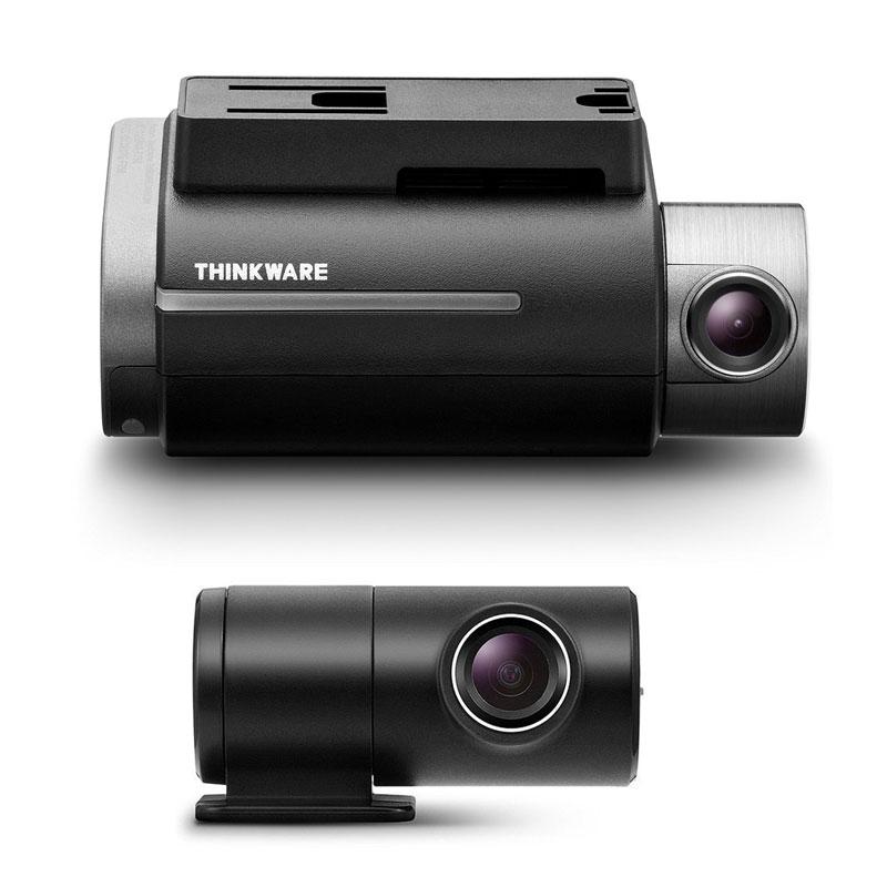 thinkware f750 front rear dash camera. Black Bedroom Furniture Sets. Home Design Ideas