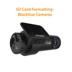 SD card Formatting