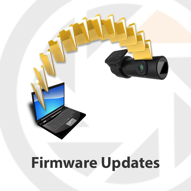 Dash Cam Firmware Updates