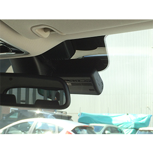 Range Rover Dash Cam Install