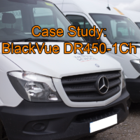 BlackVue DR450 – Taunton School Case Study