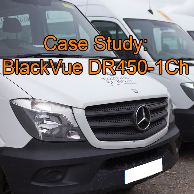 BlackVue DR450 Case Study