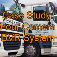 Wessex Mill – Four Camera DVR Case Study