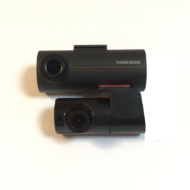 Thinkware F100 Front and Rear Cameras