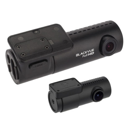 BlackVue DR590 Front and rear cameras