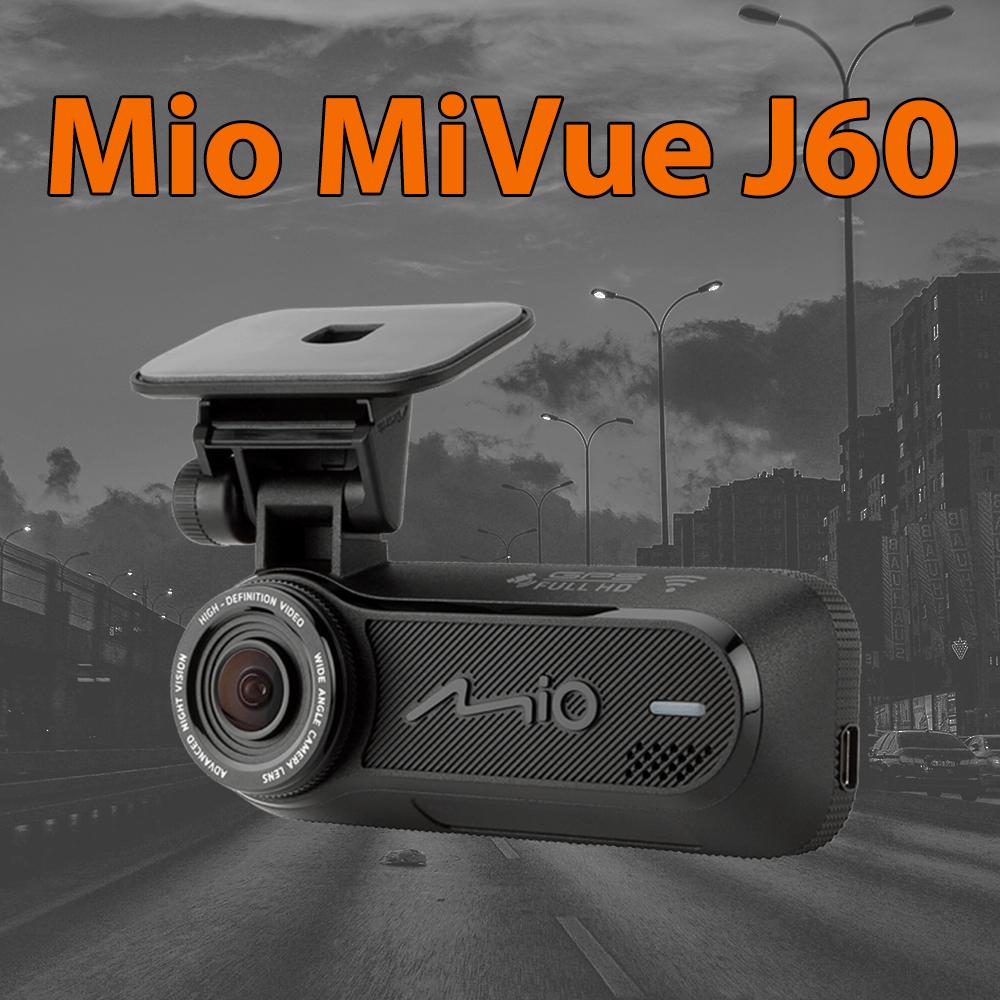 The New Mio MiVue J60