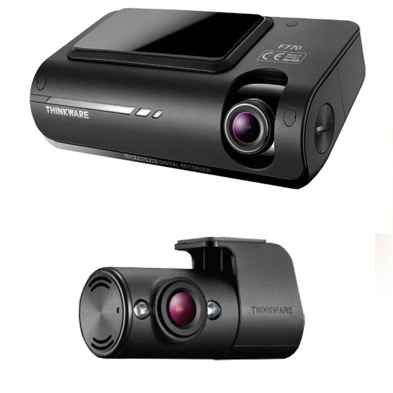Thinkware F770 Best Mid Range Dash Cam