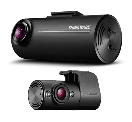 Thinkware F100 best budget dash cam