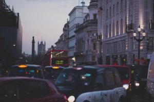 London Congestion Costs To UK Drivers