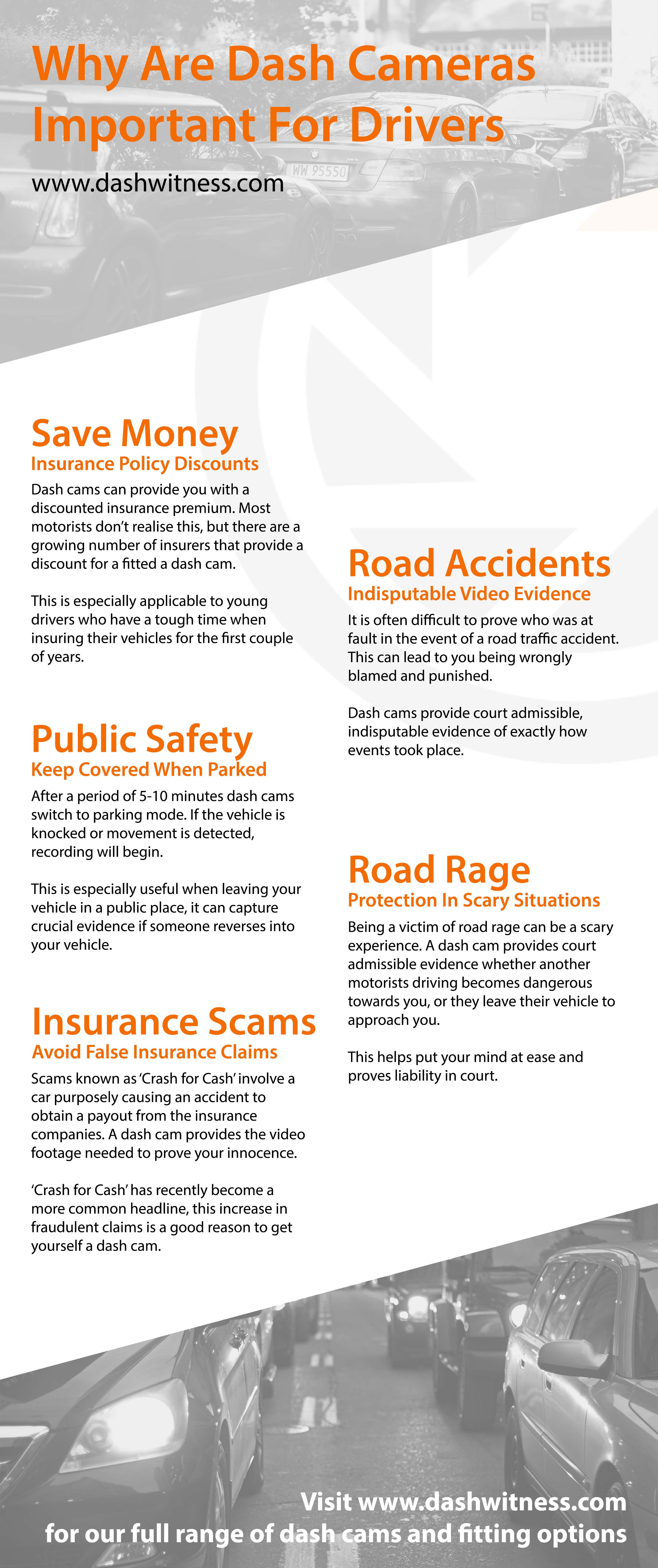 Why Are Dash Cams Important For Drivers